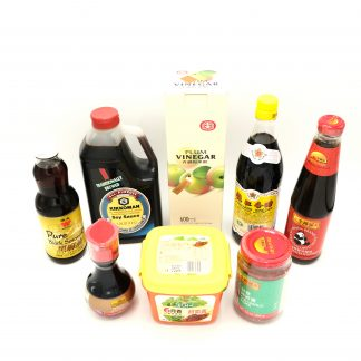 Sauces & Oil